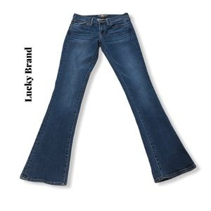 Lucky Brand Charlie Baby Boot Jeans Size 4
